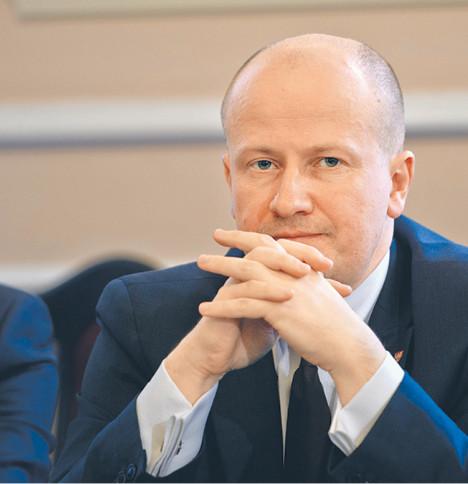 Bartłomiej Wróblewski, poseł, członek komisji sprawiedliwości i praw człowieka