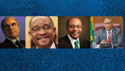 The best performing central bank governors in Africa have been ranked in new study