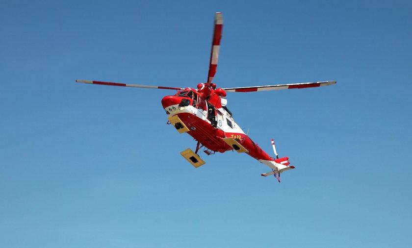 Śmiertelny wypadek w Tatrach. Mężczyzna spadł z Gąsienicowej Turni
