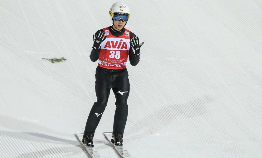 Yukiya Sato z nowym rekordem Wielkiej Krokwi
