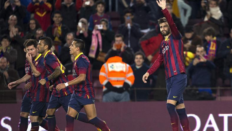 f07f5698c FC Barcelona świętuje chiński Nowy Rok - Sport