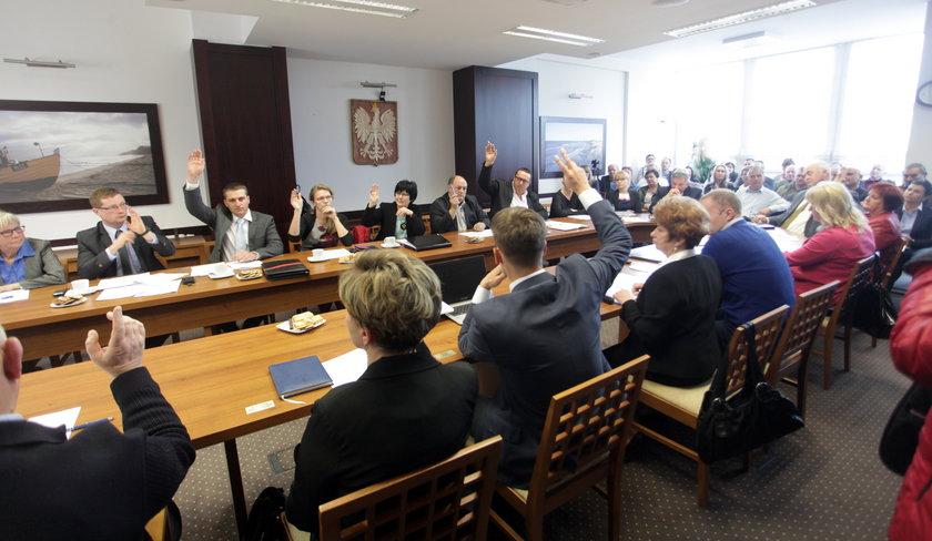 rada gminy Kosakowo