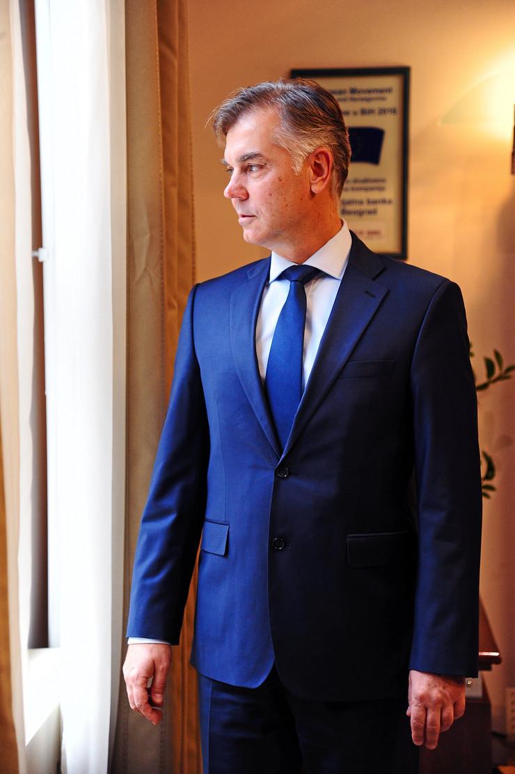 Vladimir Medan, Komercijalna banka