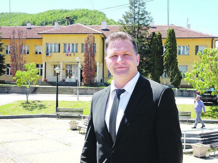 LESKOVAC04_Nebojsa Arsic predsednik opstine Medvedja_FOTO M Ivanovic