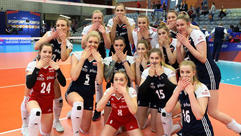 5bbdb633e Po dziewięciu latach Polki znowu zagrają w turnieju finałowym Ligi ...
