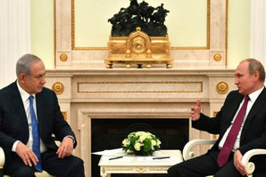RASTU TENZIJE Putin i Netanijahu zakazali HITAN RAZGOVOR