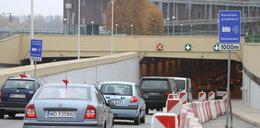Dziś odblokują tunel Wisłostrady
