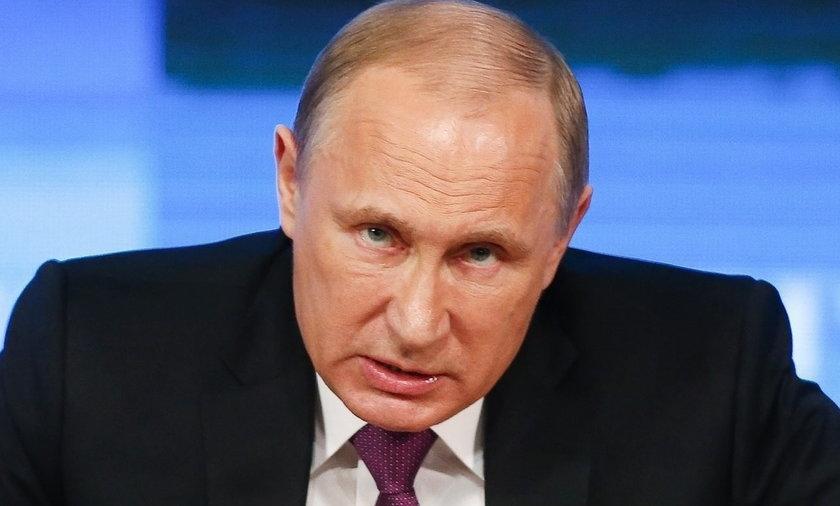 Władymir Putin