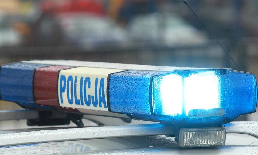 Policja zatrzymała oszusta