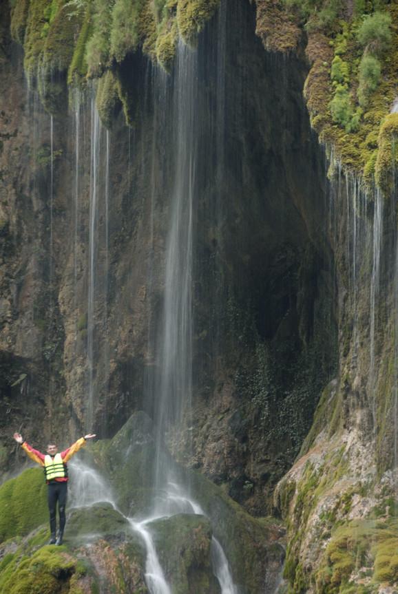 Kanjon Tare je drugi najdublji u Evropi