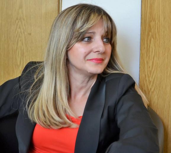 Kandidatkinja SNS za zamenicu gradonačelnika: Ranka Živanović Marković