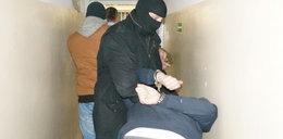 Bandyci pobili policjanta i jego rodzinę