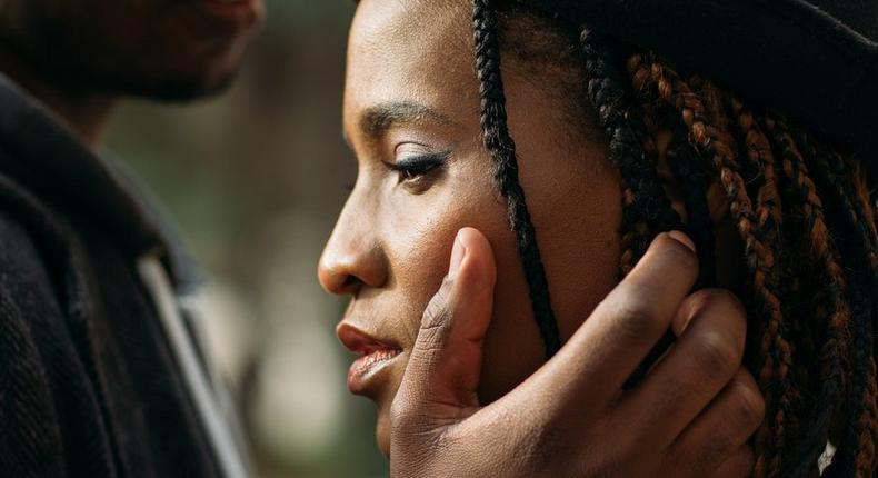 Women like to demand total honesty from men at all times; but do they really need it? [Credit - Pulse Ghana]