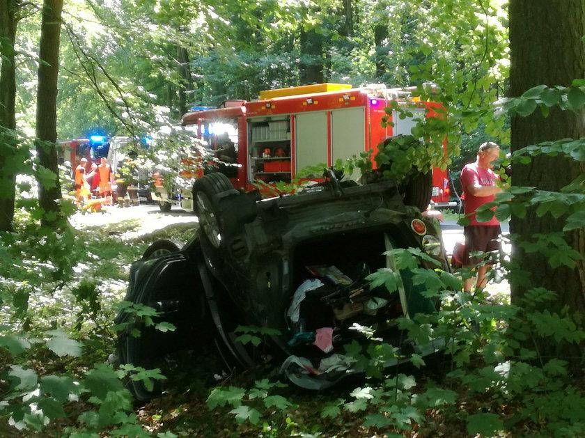 Tragiczny wypadek pod Kołobrzegiem