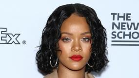 Rihanna skradła show na meczu NBA