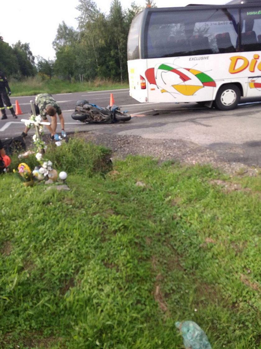 Wypadek w Nowosielcach