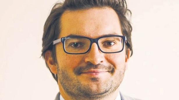 Szymon Kołodziej, członek Krajowej Rady Notarialnej (fot. Norbert Piwowarczyk/Materiały prasowe)