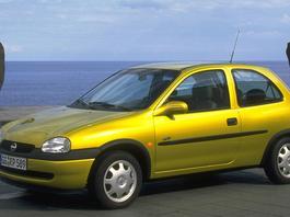 Opel Corsa B - miejski bojownik