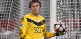 Kuszczak znów w bramce United!
