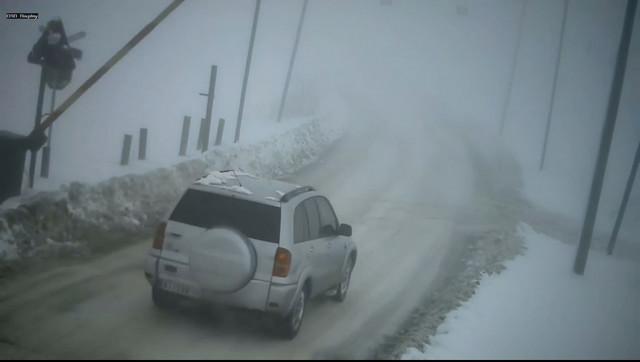 Singurnosne kamere snimile prolazak vozila