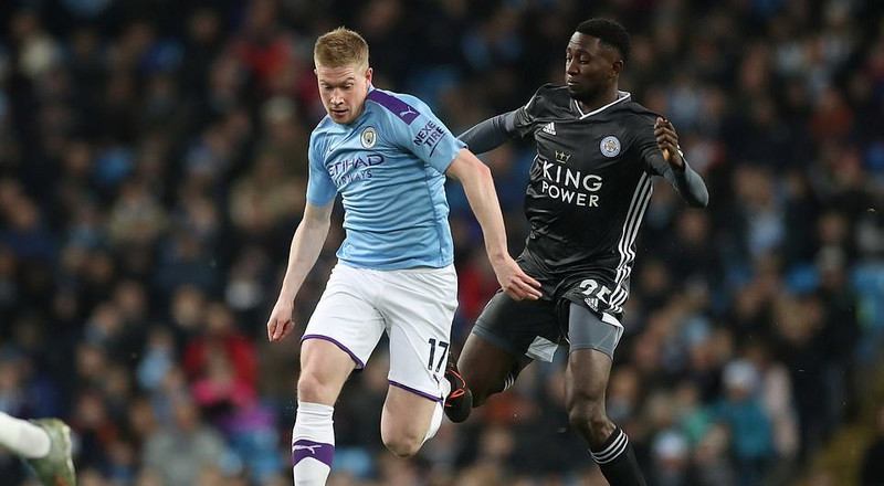 Wilfred Ndidi overran by Manchester City while Alex Iwobi goes off early against former club Arsenal