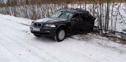 Tragiczny wypadek pod Gołdapią. Matka zginęła na oczach syna