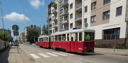 Zabytkowym tramwajem z Łodzi do Konstantynowa