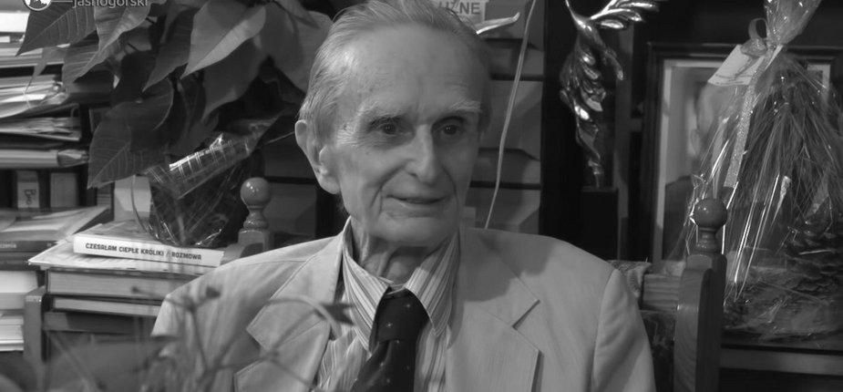 Zmarł prof.Andrzej Półtawski