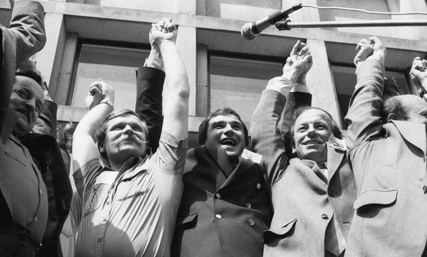 Duda o obchodach Sierpnia'80: przekazano miejsce KOD-owi, by mogli odstawić swoją szopkę