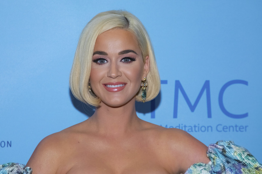 Katy Perry fot. Invision/Invision/East News