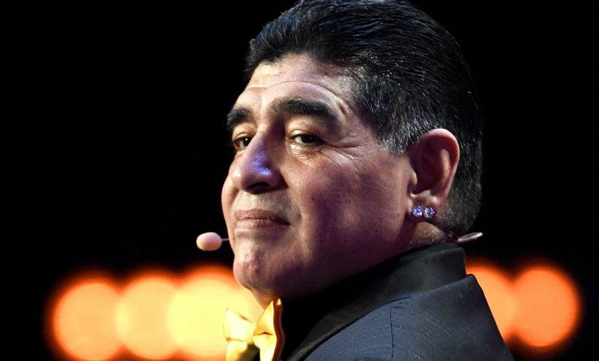 Prokurator: Maradona zmarł z przyczyn naturalnych