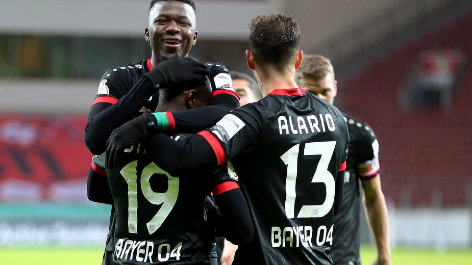 Bayer - Eintracht