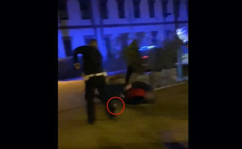 Policja postrzeliła złodzieja samochodów