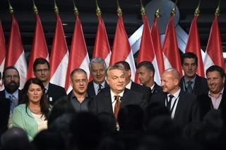 Orbán poszedł po pewne zwycięstwo