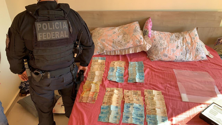 Evropol, Brazil, hapšenje