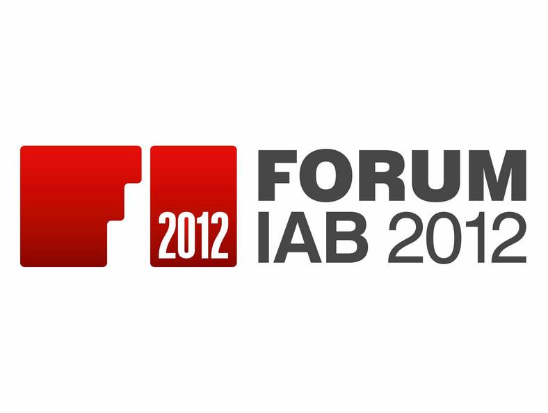 Logo Forum IAB 2012
