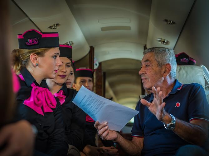 Putovanje kao posao: Postanite Fly Fly Academy stjuard ili stjuardesa