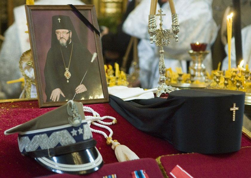 Z monastyru w Supraślu ekshumowano we wtorek (25 kwietnia) rano 20. ofiarę katastrofy smoleńskiej