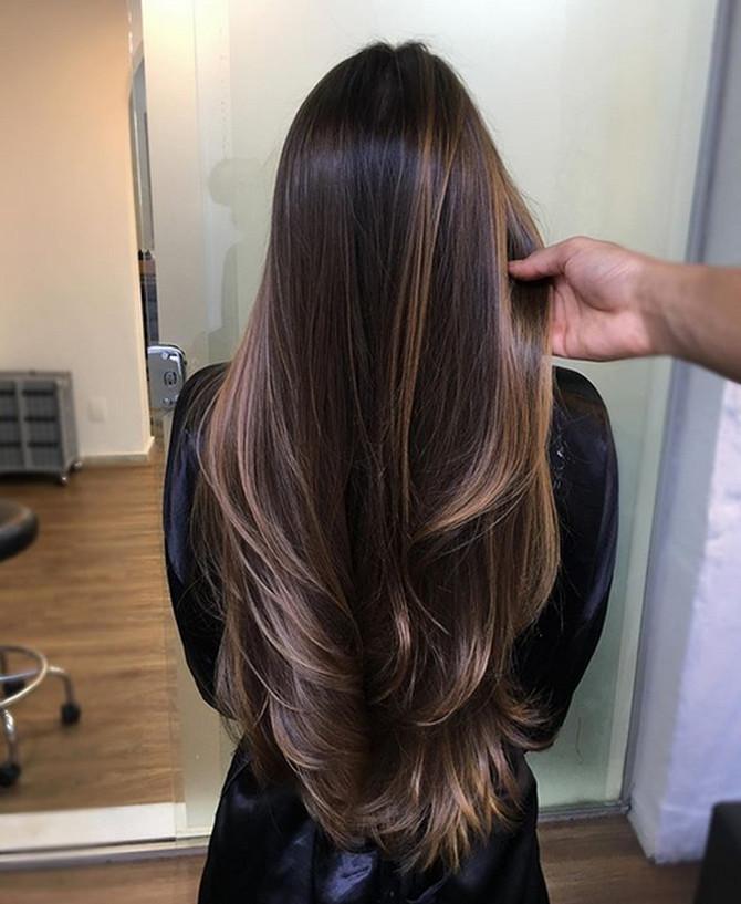 Najmodernija boja kose