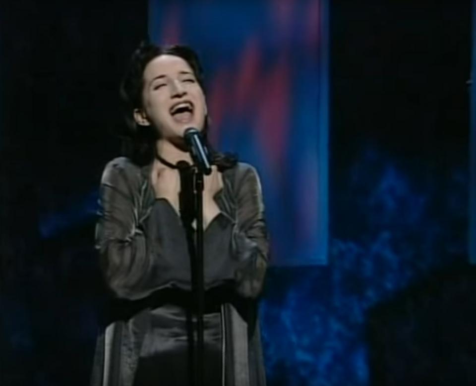 1995 rok – Justyna Steczkowska