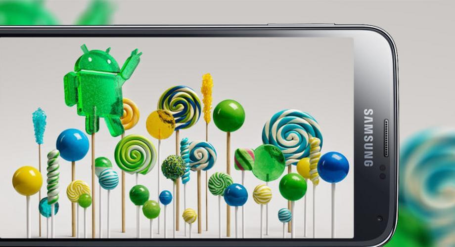 Galaxy S5: Samsung startet Rollout von Android 5.0 Lollipop