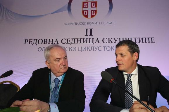 Na sednici izvršnog odbora UTVRĐENI SASTAVI KOMISIJA Olimpijskog komiteta Srbije