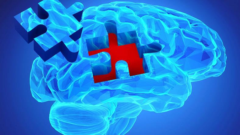 Pogorszeniu pamięci mogą towarzyszyć objawy, także te nietypowe, jak utrata empatii, czarny humor czy zachowania kompulsywne