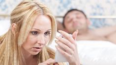 randki z rozwiedzionym mężczyzną, którego żona zdradziła