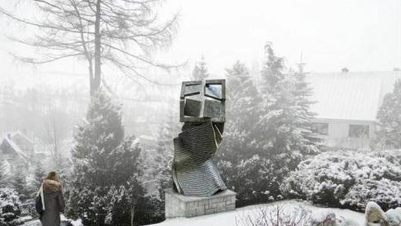 Tak ma wyglądać pomnik autorstwa Karola Badyna