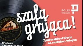 """""""Szafa grająca! Żydowskie stulecie na szelaku i winylu"""" - wystawa w POLIN"""