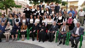 8-osobowe rodzeństwo z Sardynii rekordzistami świata - mają razem 745 lat