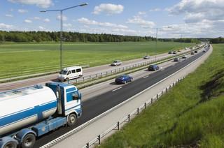 Kierowcy nie zapłacą za przejazd po remontowanej autostradzie