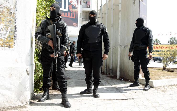 Razočarali naciju i svet:Policija tunisa