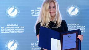 Magdalena Rigamonti laureatką nagrody im. Dariusza Fikusa